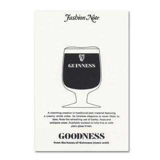 Guinness Brewery 'Goodness' Canvas Art