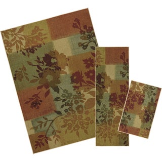 Mohawk Home Soho Daria Multi (Set Contains: 18 x 30, 20 x 60 and 60 x 84)
