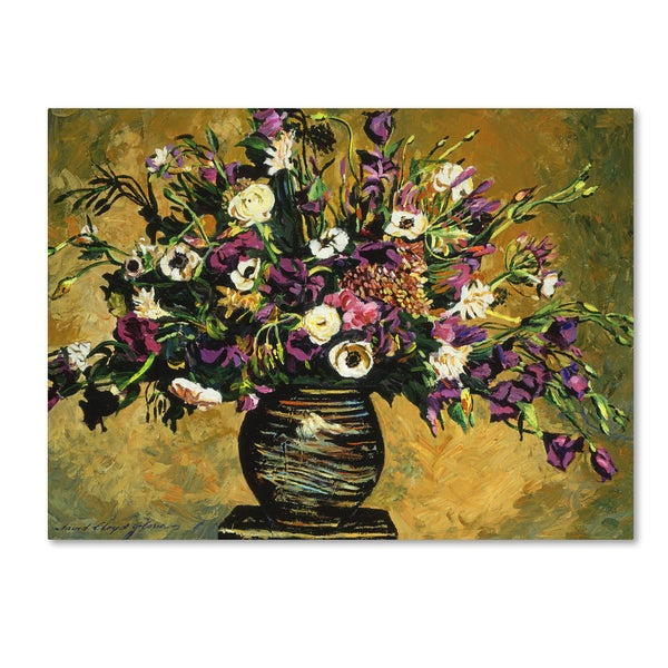 David Lloyd Glover 'Renaissance Still Life' Canvas Art