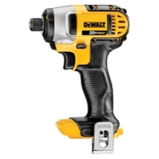 20v Max Lithium Ion 1/4 Impact Driver (tool Only)