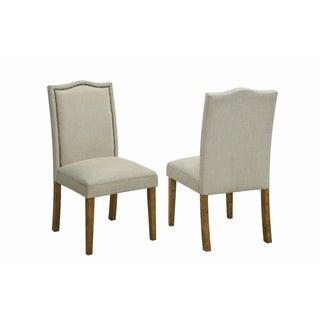 Coaster Company Brown Parson Chair