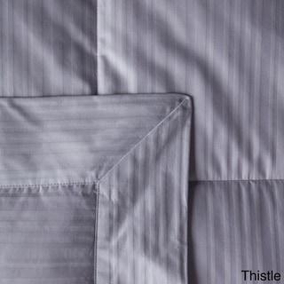 Hotel Madison 350 Waterbury Stripe Down Blanket