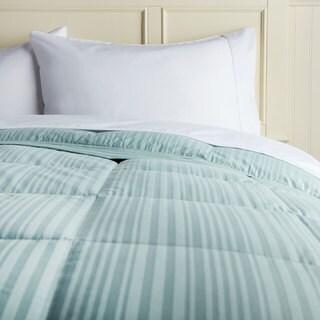 hotel madison 350 waterbury stripe down blanket - Down Blankets