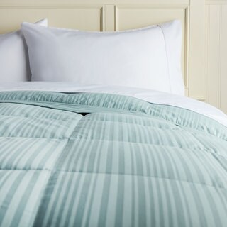 Hotel Madison 350 Waterbury Stripe Down Blanket (More options available)
