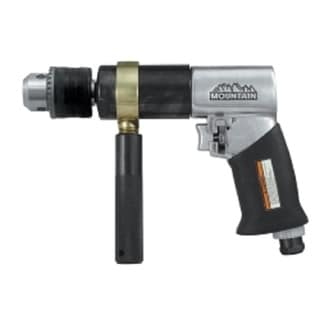 Drill Air 1/2 Inch Reversible 500rpm Extra Heavy Duty
