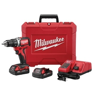 M18 1/2'' Compact Brushless Drill/ Driver Kit