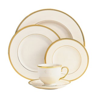 Lenox Tuxedo 5-piece Place Setting Boxed