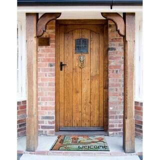 "Mohawk Home Doorscapes Prism Garden (1'6"" x 2'6"")"