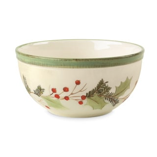 Holiday Gatherings 5-inch Fruit Bowl