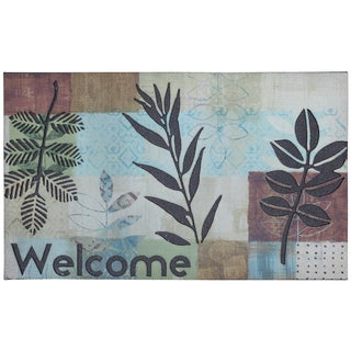 Mohawk Home Doorscapes Peaceful Nature Door Mat (1'6 x 2'6)