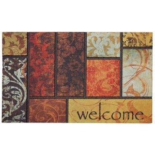 Mohawk Home Doorscapes Harmonic Medley (1'6 x 2'6)