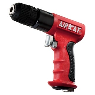 3/8-inch Reversible Red Composite Drill