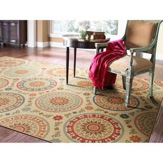 "Mohawk Home Soho Amias Medallion Rug (7'6"" x 10')"