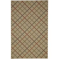 "Mohawk Home Soho Alistair Plaid Rug (7' 6"" x 10') - 7'6"" x 10'"