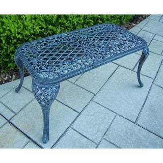 Explorer Outdoor Cast Aluminum CoffeeTable