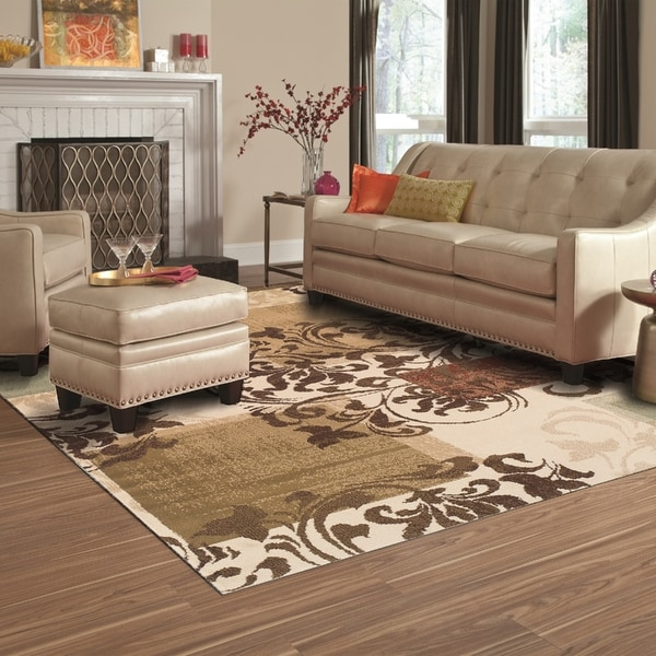 Superior Modern Storyville Scroll Area Rug Collection
