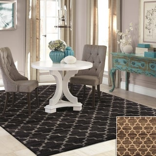 Superior Designer Trellis Area Rug Collection (4' x 6')