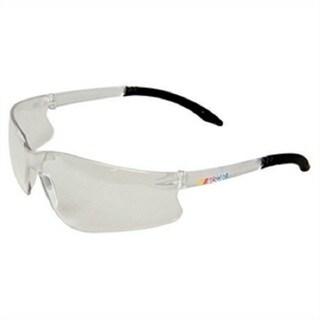 Encon Nascar GT Pdq Clear/Grey Safety Glasses