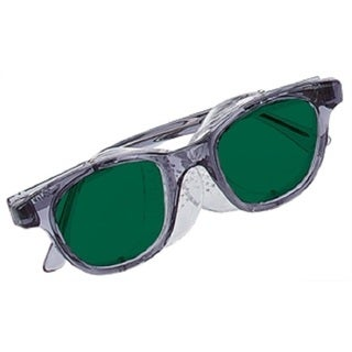 Firepower Dark Green 48-millimeter Safety Glasses