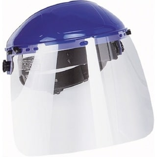 8-inch x 12-inch x 0.40-inch Face Shield with Clear Window