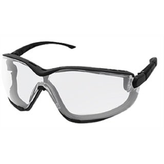 SAS Safety Goggles with Clear Lens