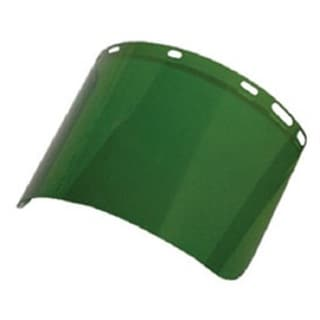 Dark Green Face Shield Replacement