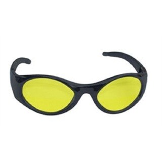 Stinger Black/Yellow Safety Glasses