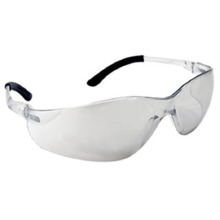 NSX Turbo Mirrored Lenses Indoor/Outdoor Safety Glasses