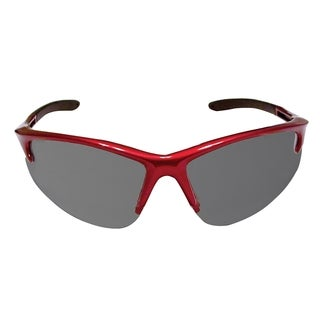 DB2 Red with Shade Lens Safety Glasses