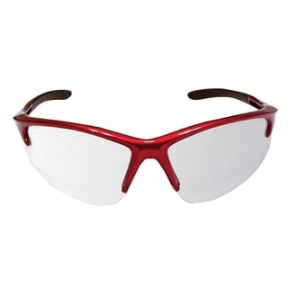 Db2 Red Mirror Lens Safety Glasses