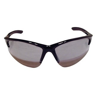 Db2 Black Mirror Lens Safety Glasses