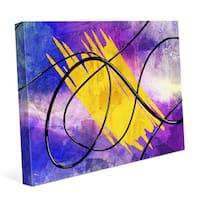 Splash of Sunlight Graphic on Canvas