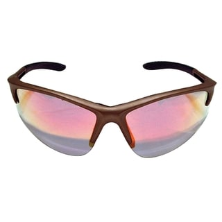 Db2 Gold Safety Glasses Gold with Iridium Lens