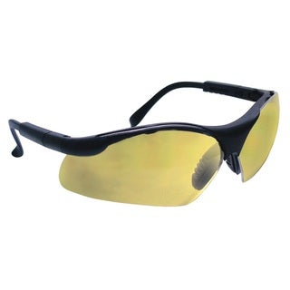 SAS Safety Sidewinder Glasses with Gold Mirror Lens