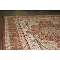 Rust Shiraz Persian Area Rug (8' x 11')