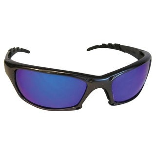 SAS Safety GTR Safety Glasses with Charcoal Frame and Purple Haze Lenses