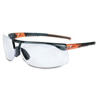 Harley Davidson Orange Black Frame Safety Eyewear