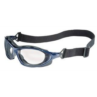 Seismic Metallic Blue Frame-Clear Lens