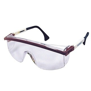 Patriot Clear Safety Glasses