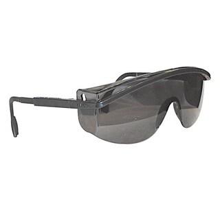 Black-framed Grey Glasses