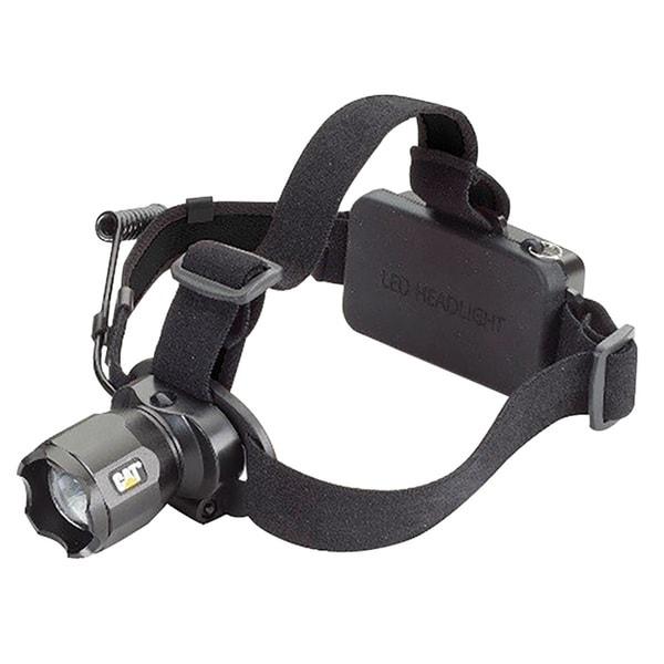 CAT CT4205 380 Lumen Rechargeable CREE LED Focusing Headlamp