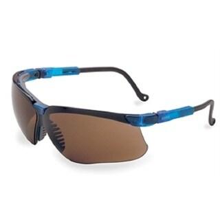 Genesis Blue Espresso Lens Anti-fog Glasses