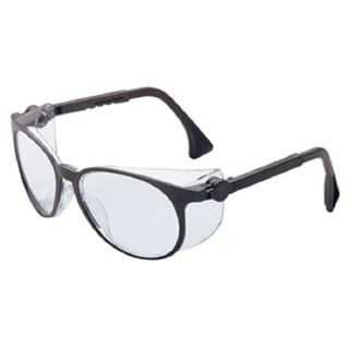 Flashback Safety Glasses with Clear Lens