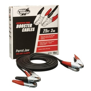 Booster Cable 2gauge 25foot