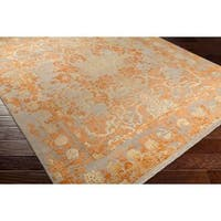 Hand Knotted Paseo Indoor Area Rug - 9' x 13'