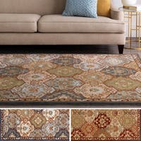 Hand-Tufted Coliseum Wool Area Rug (10' x 14')