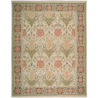 Nourison Nourmak Light Green Area Rug (12' x 15')
