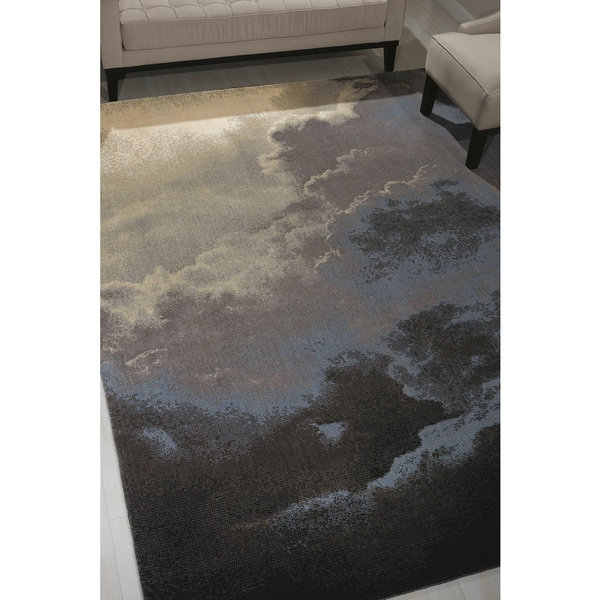Nourison Twilight Storm Area Rug (12' x 15') - 12' x 15'