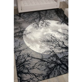 Nourison Twilight Moon Area Rug (12' x 15')