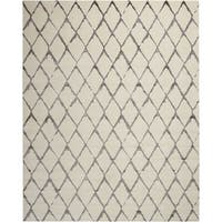 Nourison Twilight Ivory/Grey Area Rug - 12' x 15'